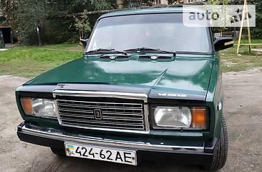 ВАЗ 2107 1987 в Днепре