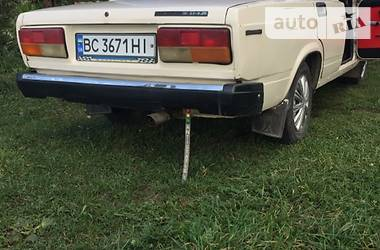 ВАЗ 2107 1986 в Перемышлянах
