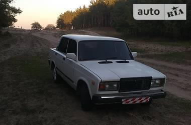 ВАЗ 2107 1988 в Черкассах