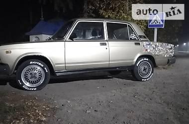 ВАЗ 2107 1986 в Новоселице