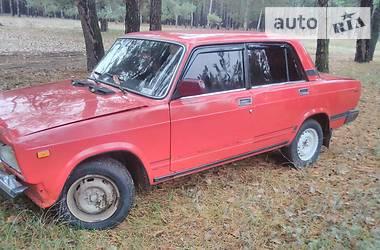ВАЗ 2107 1999 в Новой Одессе