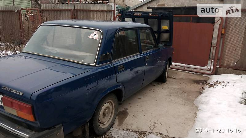 Lada (ВАЗ) 2107 2009 года в Запорожье