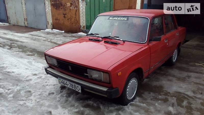 Lada (ВАЗ) 2107 1991 года в Луцке