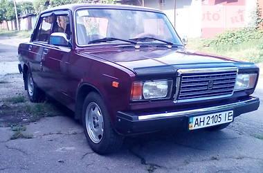 ВАЗ 2107 2008 в Краматорске