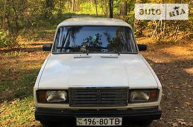 ВАЗ 2107 1987 в Львове