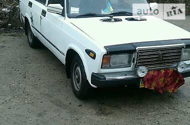 ВАЗ 2107 1992 в Каменском