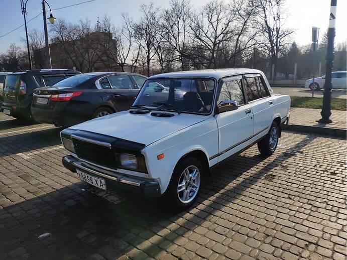ВАЗ 2107 1987 в Харькове