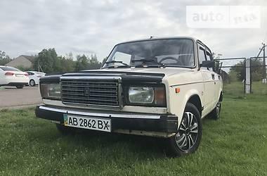 ВАЗ 2107 1987 в Бершади