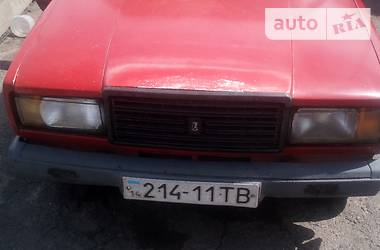 ВАЗ 2107 1988 в Каменке-Бугской