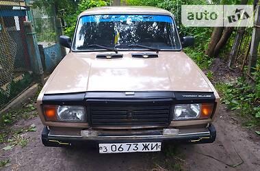 ВАЗ 2107 1989 в Казатине
