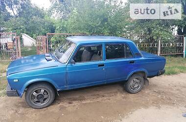 ВАЗ 2107 1987 в Умани
