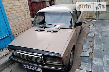 ВАЗ 2107 1987 в Кропивницком
