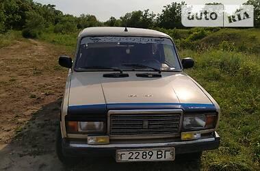 ВАЗ 2107 1987 в Старобельске