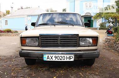 ВАЗ 2107 1984 в Барвенкове