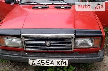 ВАЗ 2107 1984 в Ярмолинцах