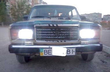 ВАЗ 2107 1986 в Николаеве