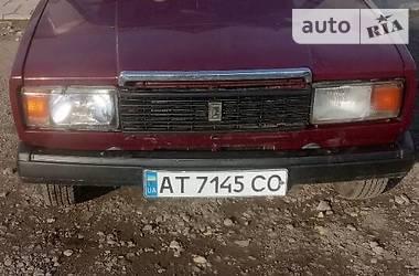 ВАЗ 2107 1999 в Бережанах