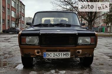 ВАЗ 2107 1986 в Львові