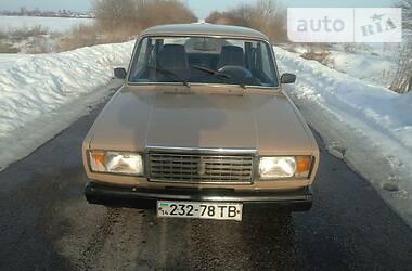 ВАЗ 2107 1989 в Каменке-Бугской