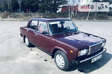 Седан ВАЗ 2107 2005 в Львове
