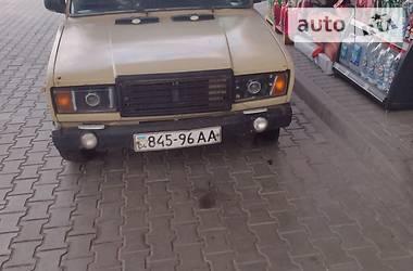 Седан ВАЗ 2107 1983 в Днепре