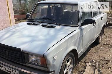Седан ВАЗ 2107 1990 в Львове