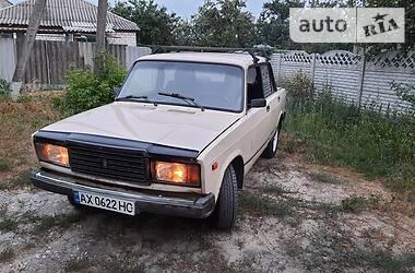 Седан ВАЗ 2107 1987 в Харькове
