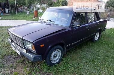 Седан ВАЗ 2107 2005 в Кам'янці-Бузькій