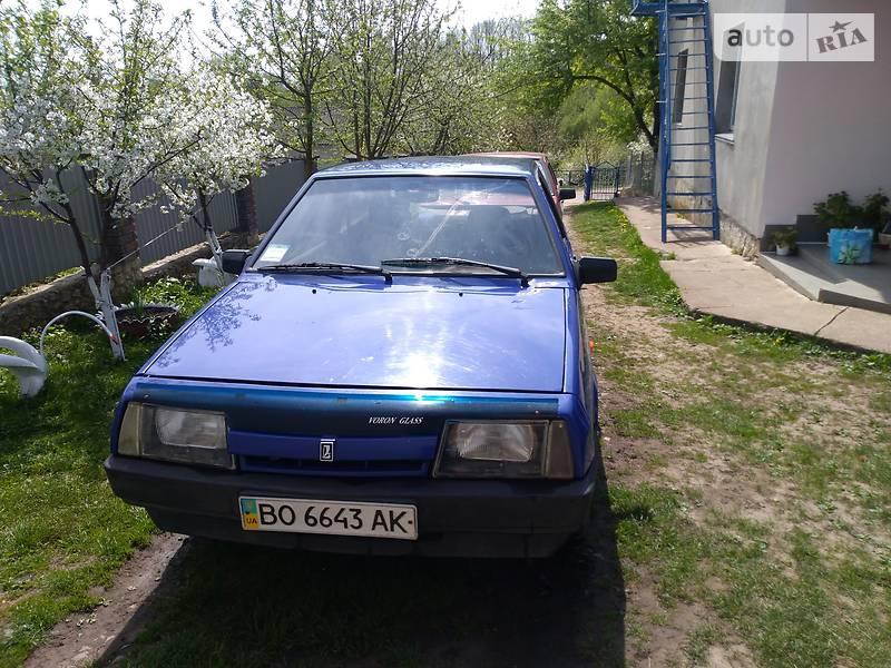 ВАЗ 2108 1989 в Тернополе