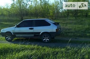 ВАЗ 2108 1993 в Луганске