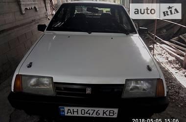 ВАЗ 2108 1986 в Донецке