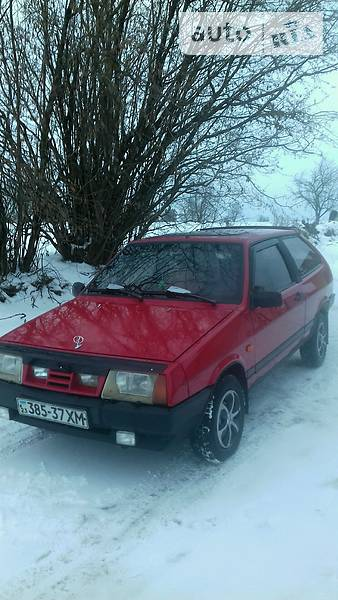 Lada (ВАЗ) 2108 1991 года в Луцке