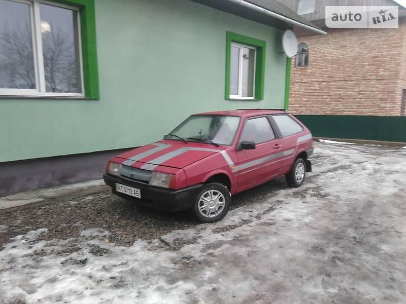 Lada (ВАЗ) 2108 1987 года в Ивано-Франковске