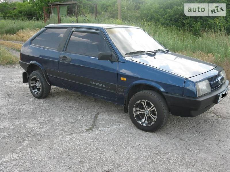 Lada (ВАЗ) 2108 1988 года в Запорожье