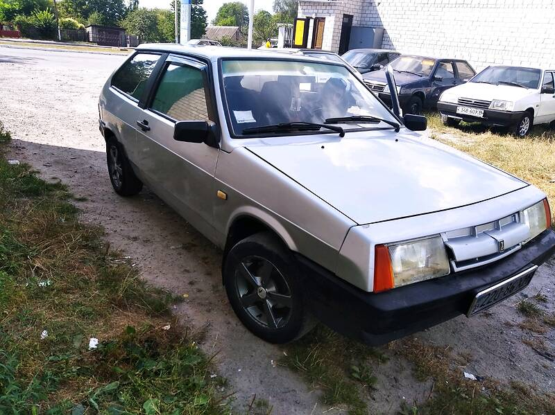 ВАЗ 2108 1989 в Романове