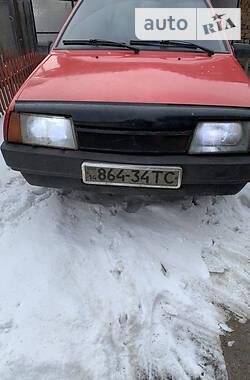 ВАЗ 2108 1992 в Залещиках