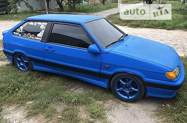 Хэтчбек ВАЗ 2108 1987 в Харькове