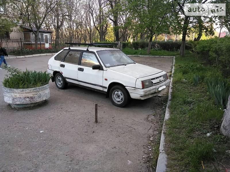 ВАЗ 2109 (Балтика) 1988 в Одессе