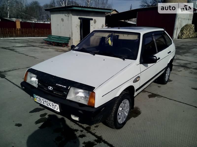 ВАЗ 21093 1992 в Городне