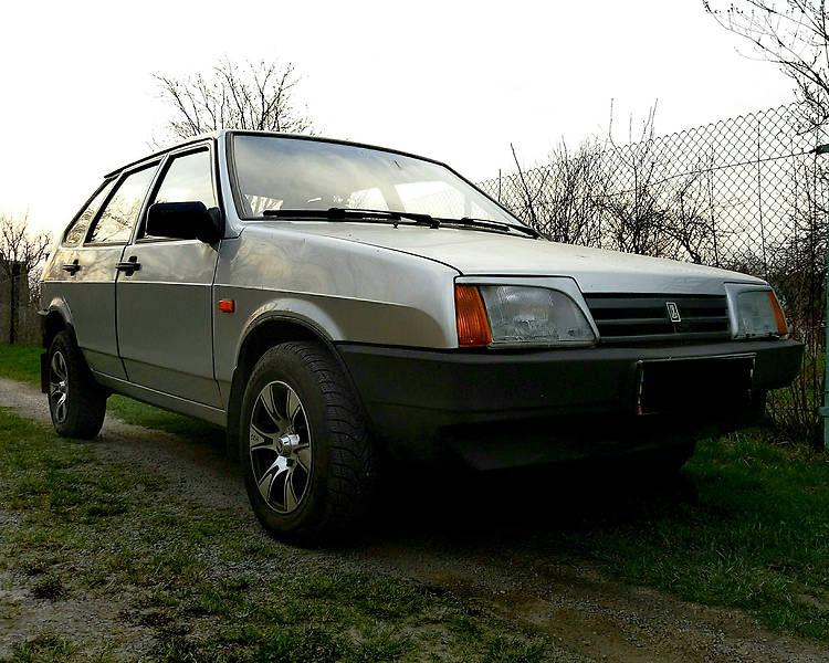 Lada (ВАЗ) 21093 2005 года в Житомире