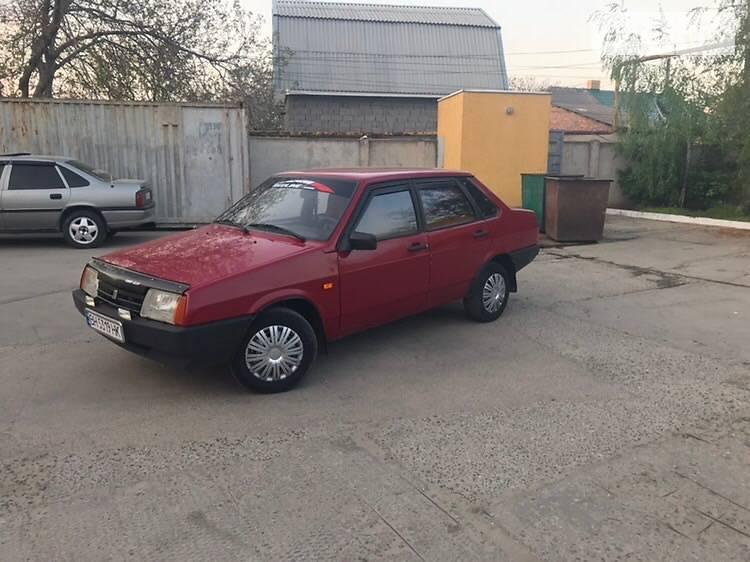 ВАЗ 21099 1998 в Измаиле
