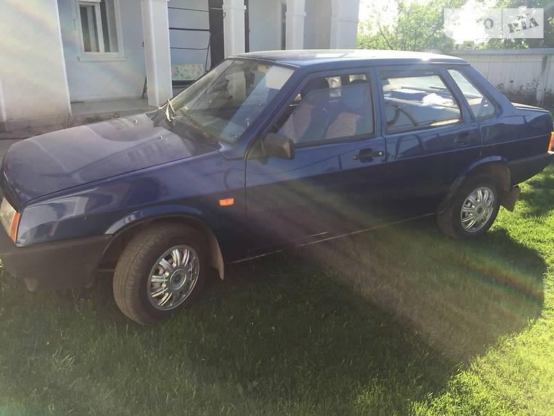 ВАЗ 21099 2010 в Снятине