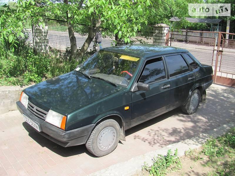 ВАЗ 21099 2003 в Красилове