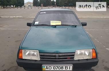 ВАЗ 21099 2001 в Новоархангельске