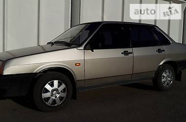 Седан ВАЗ 21099 1998 в Горишних Плавнях
