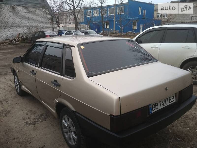 ВАЗ 21099 1998 в Лисичанске