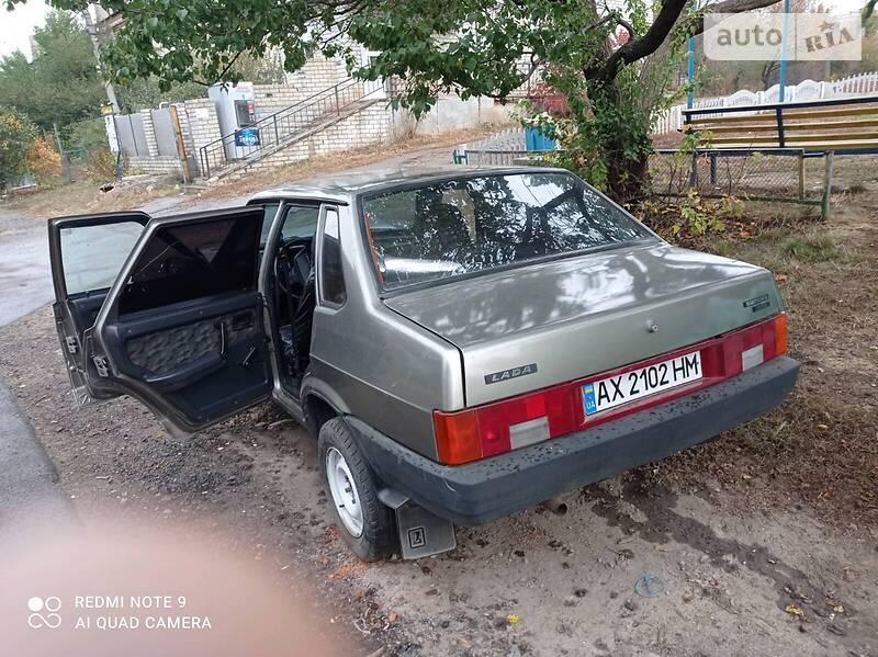ВАЗ 21099 2002 в Дергачах