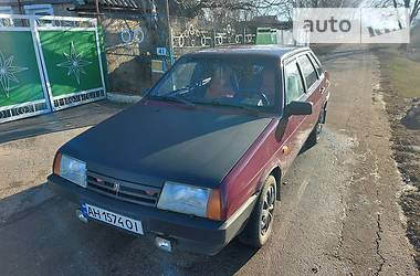 Седан ВАЗ 21099 2000 в Волновахе