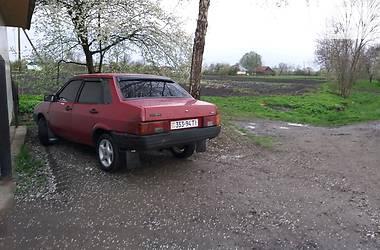 Седан ВАЗ 21099 1998 в Вижнице