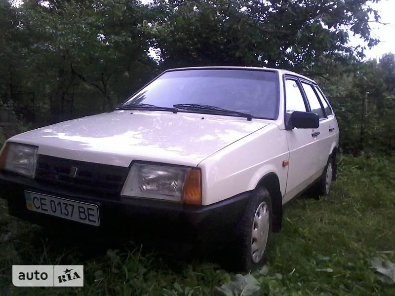 ВАЗ 2109 1991 в Сокирянах